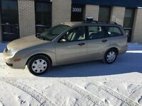 Ford Focus SE wagon 2006