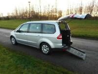 2011 Ford Galaxy Zetec 2.0 TDCi Automatic WHEELCHAIR ACCESSIBLE VEHICLE WAV