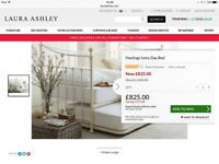 Laura Ashley Daybed Ivory/Cream Hastings