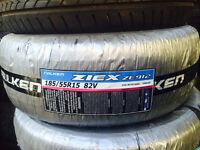 Falken 185/55/R15 fitted