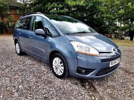 2009 Citroen Grand C4 Picasso 1.6HDi 16v VTR+ #7seater #FinanceAvailable
