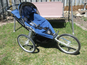 Running Room Single Chariot Stroller