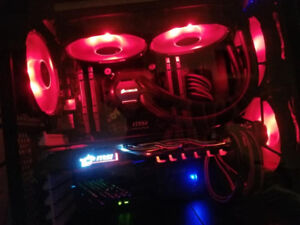 PC de gaming de qualite
