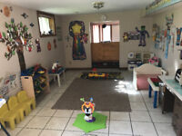 ECE Qualified Private Home Daycare