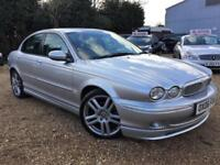 Jaguar X-TYPE Sport 2.2D Full Kit Fat Warranty & Delivery available Px welcoe