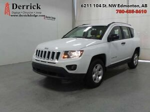 2016 Jeep Compass    SUV Sport Low Mileage Hill St Assist  $89.8