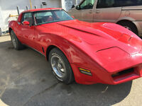 1978 CORVETTE...BEAUTIFUL CLASSIC CAR...LOTS OFWORK DONE !1