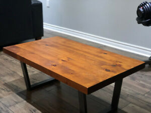 Solid wood Coffee Table 350 OBO