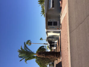 55+ Park mobile home vacation rental Mesa, AZ