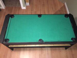 Air hockey/ Pool table Cambridge Kitchener Area image 6