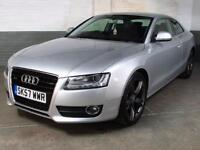 2007 57 AUDI A5 3.0 TDi QUATTRO SPORT 242 BHP 4x4 AWD COUPE Elec.LEATHER XENONS