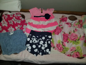 0 to 3 month summer clothes