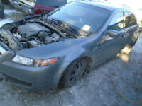 2005 TL FOR PARTS ONLY Calgary Alberta Preview