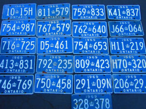 Man cave SIGNS Garage Decor License Plates. Only $10