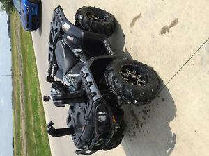 2014 Polaris Sportsman 850 XP HO EPS