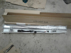 NEW 50 inch LED light bar and wiring harness OBO