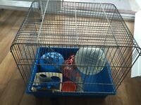 Hamster cage £5