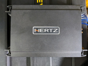 HertZ 760W Class AB 4 channel Amplifier