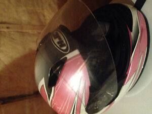 Motorcycle or ATV helmet
