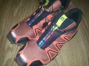 Salomon speedcross 3 orange taille 10.5 chaussure
