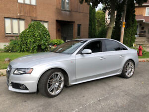 Amazing Deal on 2011 Audi A4 s-line with Manual Transmission