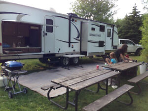 2014 Sport Trek trailer. Used only handful of times.