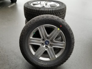 """Brand New 2019 20"""" Ford F-150 Lariat factory wheels/tpms & Tires"""