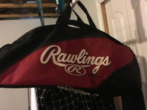 Sac de baseball pour enfant Rawling