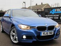 2015 BMW 3 SERIES 320D XDRIVE M SPORT AUTOMATIC 4DR SALOON 2.0 DIESEL 4 WHEEL DR