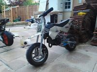 Blata Mini Moto Air Cooled