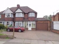 Rooms To Rent in large Semi-detached House