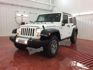 2013 Jeep Wrangler Unlimited Rubicon  - NAVIGATION - $156.86 /Wk