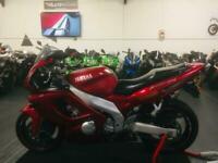 1999 Yamaha yzf thundercat600 600cc == we accept p/x / sell us your bike