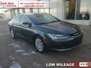 2015 Chrysler 200 LX  -  Power Windows - $111.32 B/W