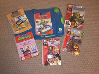 Leap Pad with Books - Kindergarten to Grade 3