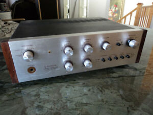 Pioneer SA-700 - VINTAGE- Solid State Stereo Amplifier