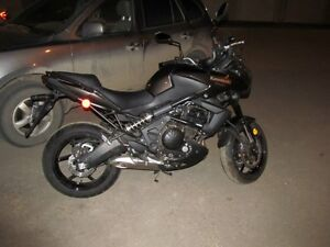 2013 versys $5000 reduced