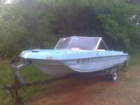 Boat waxing and polish