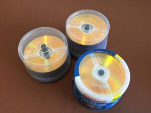 Maxell DVD-R discs