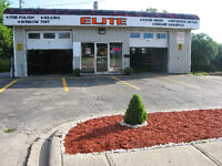 Emission testing at Auto Detailing Elite