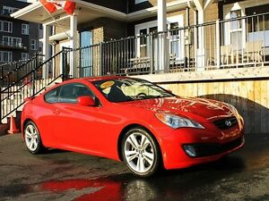 2012 Hyundai Genesis Coupe 2.0T / 2.0L i4 Turbo / Automatic