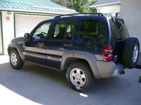 2006 Jeep Liberty Sport SUV, Crossover