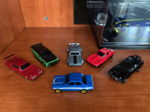 Matell Fast and Furious cars set of 6 diecast