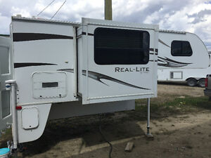 2012 Real Lite 1812 by Palomino truck camper
