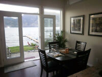 Furnished Waterfront suite - Sept to May Only