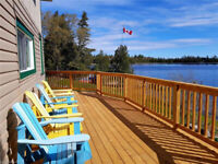 COTTAGE ON SILVER LAKE. COUNTY RD 49 BOBCAYGEON