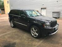 Jeep Grand Cherokee 6.1 V8 SRT8 HEMI Station Wagon 4x4 5dr Rare Car / F/S/H