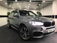 BMW X5 3.0TD ( 313bhp ) ( s/s ) Steptronic 2014xDrive40d M Sport/7 SETERS