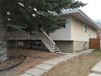 Totaly renovated 2 bed suite in Varsity house, walk to UofC LRT