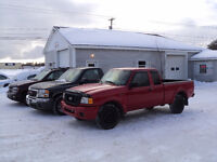 2005 Ford Ranger Pickup Truck RWD